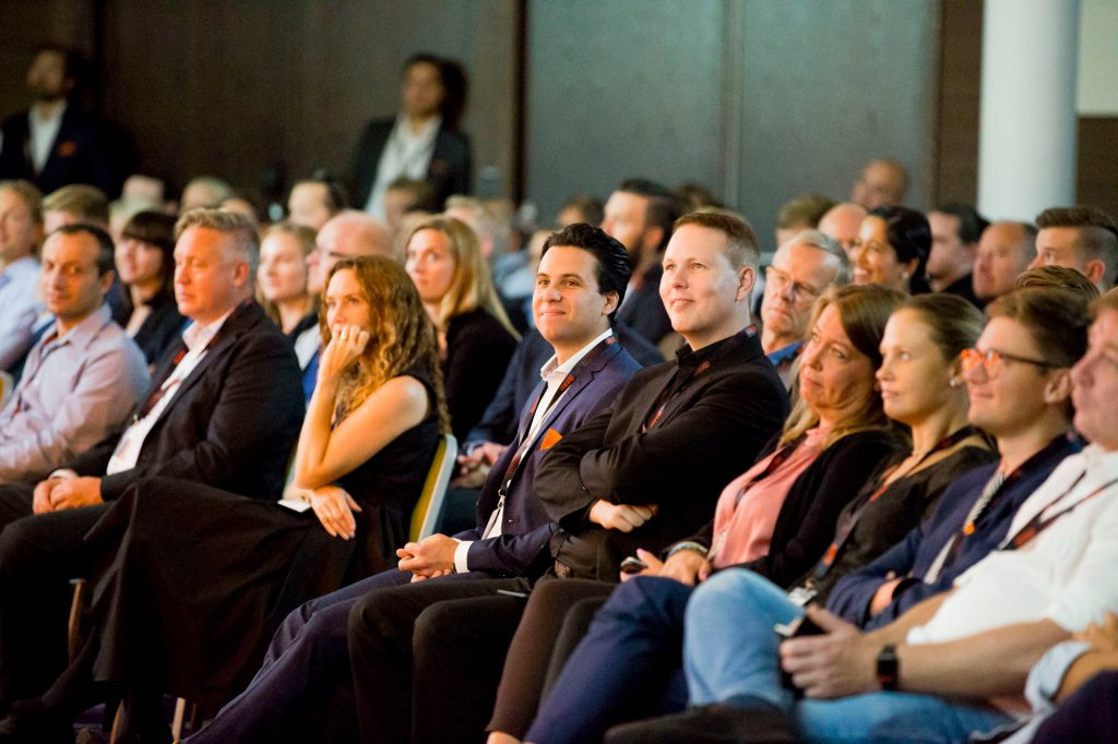 Events - event audience at the Supply Chain Conference 2017